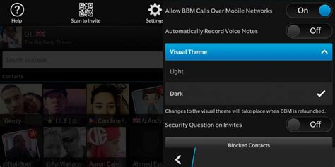 crackberry q10 themes how to change visual theme on blackberry os 10 2