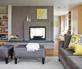 Decorating With Grey 21 Gray Living Room Design Ideas