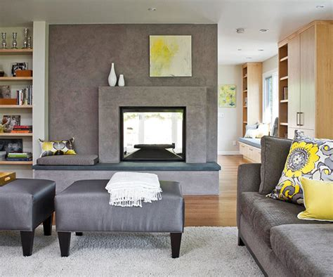 Gray Living Room Decorating Ideas | 21 gray living room design ideas
