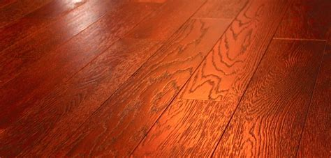 Solid Hardwood Flooring Project North Vancouver   BC FLOORS