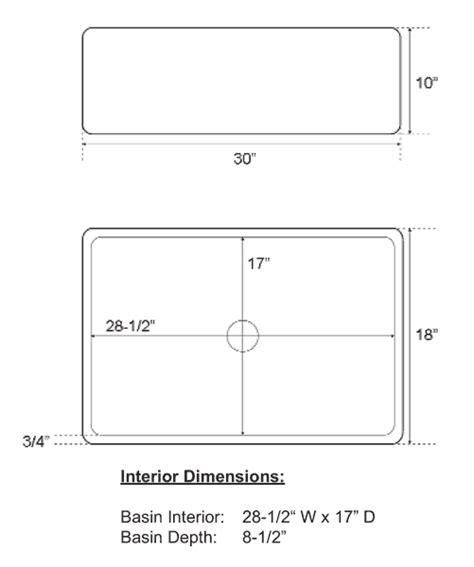 28 Standard Size Of Kitchen Standard Kitchen Sink Size Standard Laundry Sink Dimensions Befon For Luxury Kitchen Sink Size