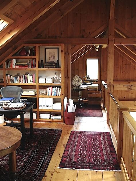 Cabin In Office by Home Office Log Rustic And Barn Homes