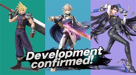 Amiibo Corrin Kamui Smash Bros Series ryu roy r o b amiibo dated cloud bayonetta and corrin inbound vg247