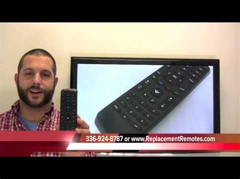 reset vizio tv without a remote anderic rrxrt112 for vizio tv remote control www repl