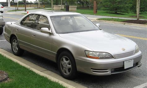 books on how cars work 1996 lexus es engine control file lexus es 300 jpg wikimedia commons