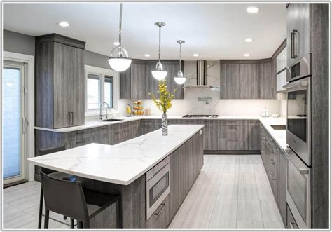 gray wood kitchen cabinets grey stained wood kitchen cabinets cabinet home