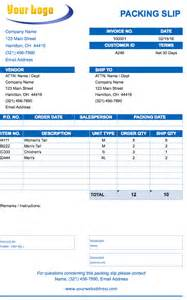 Commercial Invoice Packing List Template by Free Excel Invoice Templates Smartsheet