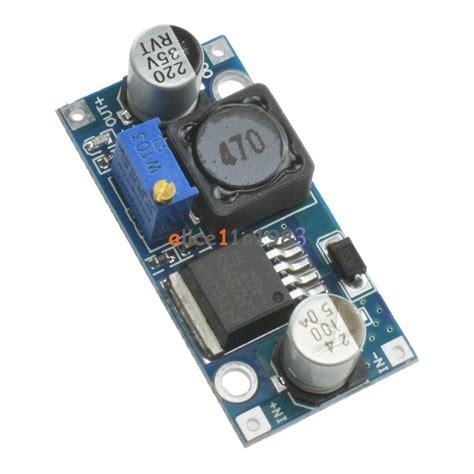 Module Dc Dc Step Buck Converter 2a Lm2596 Dengan Led Display dc dc lm2596 power supply buck converter step module ebay