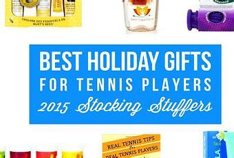 best holiday gifts for tennis players 2015 stocking