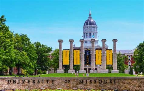 Missouri State Mba Application Deadline by The Of Missouri S Robert J Trulaske Sr