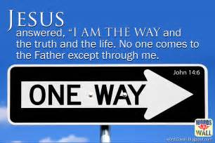 Am the way and the truth and the life free bible desktop verse