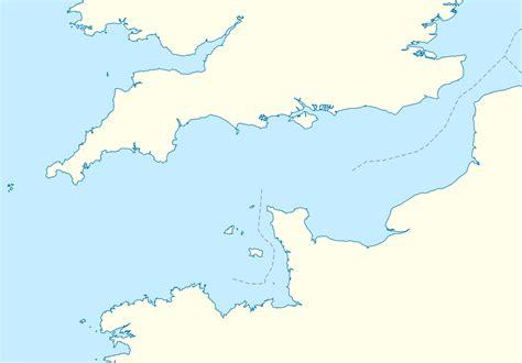 channel map quadratische plattkarte n s streckung 155 geographische begrenzung der karte
