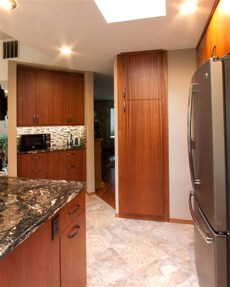 Thompson Kitchen Cabinet   Lacey, WA   Cabinets by Trivonna
