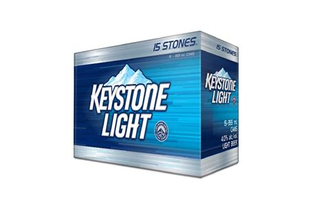 Keystone Light by Keystone Light 15 Pack Cans 18 99 Maple Ridge Liquor Store