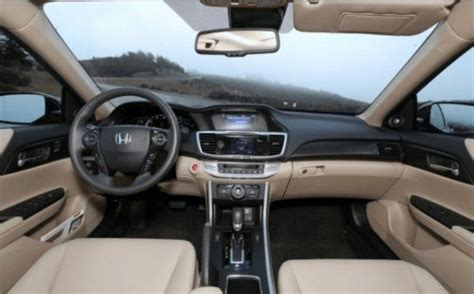2020 Honda Accord Interior by 2020 Honda Accord Price Specs Review Release Date 2020