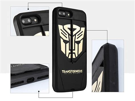 Iphone 7 Plus Transformer Robot Stand iphone 7 plus transformers autobots decepticons folding bracket