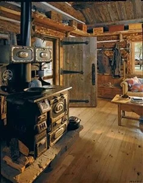 Wood Stove In Cabin by Wood Burning Stove Future Lake House Winter Cabin