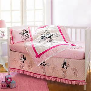 Pics photos disney baby bedding minnie s fluttery friends 4 piece