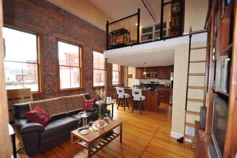 Simple Loft Kitchen Design Project 494