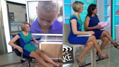 dillon dress on today show dylan dryer legs dylan dreyer legs in short skirt and