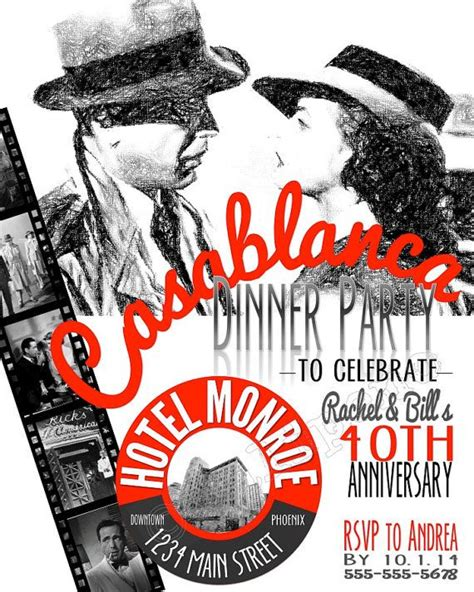 themes in the film casablanca 17 best images about fundraising ideas on pinterest