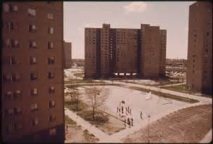 Apartment Chicago Side Tom Clark H White Black Chicago Early 1970s