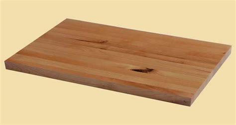 Wood Block Countertops by Prefinished Knotty Alder Butcher Block Countertop