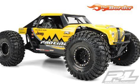 Proline Jeep Proline Jeep Wrangler Rubicon Clear For Yeti Pr3452