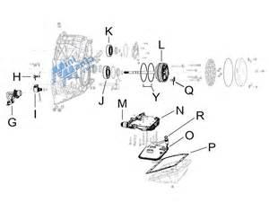 mini cooper cvt transmission components s