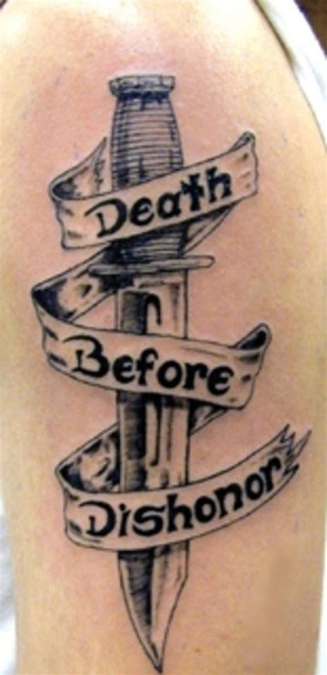 death before dishonor tattoo pin army ranger on mystical