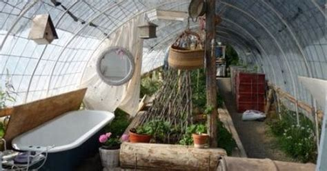 off grid bathtub off the grid greenhouse scheben s homemade greenhouse