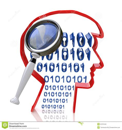 Intelligence Search Intelligent Search Stock Photography Image 32791542
