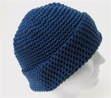 pattern crochet mens hat crochet pattern beanie hat men women teen one skein