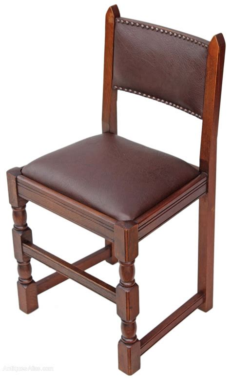 Antiques Atlas Set Of 4 Oak Gothic Revival Dining Chairs Dining Chair Sets Of 4