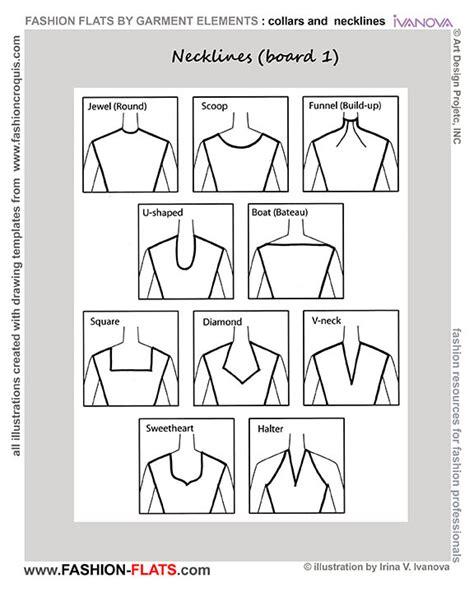 fashion design necklines necklines board 1