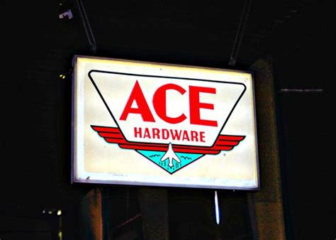 ace hardware group products signs and vintage on pinterest