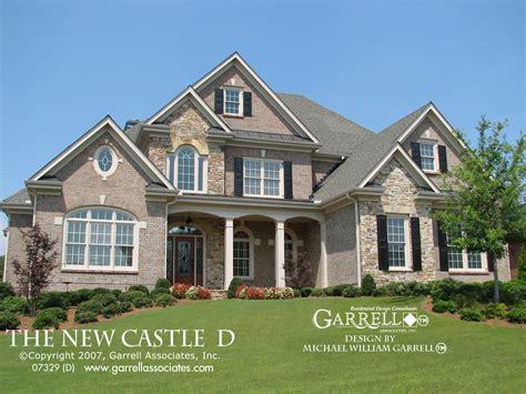 newcastle d house plan house plans by garrell associates
