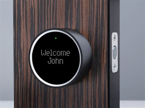 smart door locks smartphones to replace with new smart door locks technology news