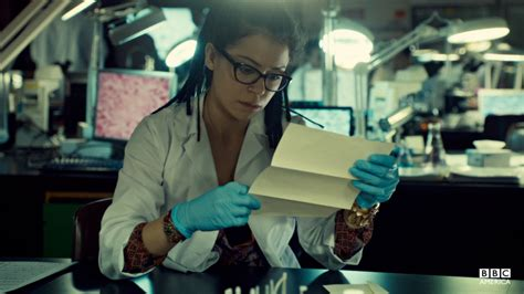 the science of orphan black the official companion books tv the feminist