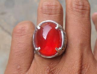 Batu Akik Cakra Merah Darah batu akik merah delima yang asli dan khasiatnya