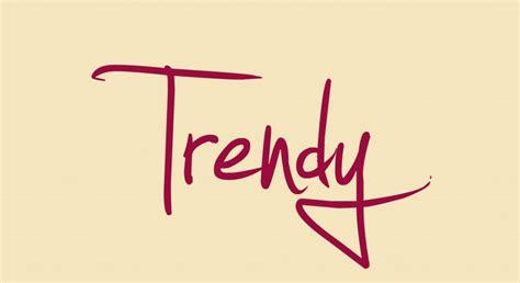 Trendy Pictures