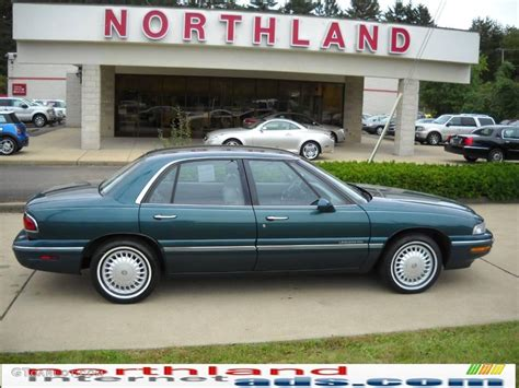 1998 majestic teal pearl buick lesabre limited 18849399 gtcarlot car color galleries