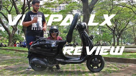 Modifikasi Vespa Lx by Vespa Lx 150 Review Indonesia