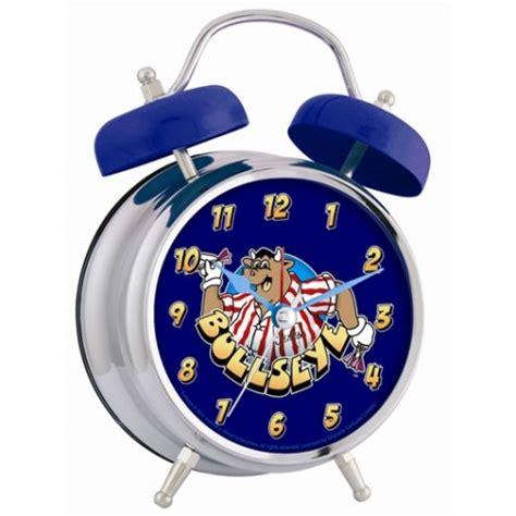 bully alarm clock bullseye tv gameshow