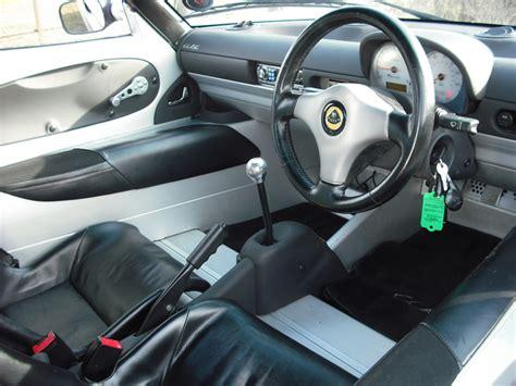 Lotus Elise S2 Interior by Lotus Elise S1 Sports Cars