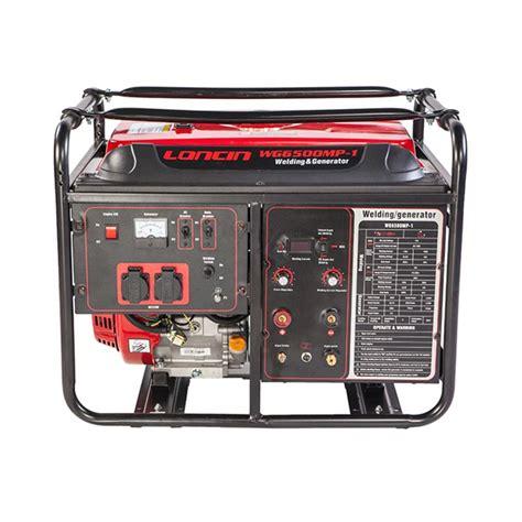 Las Nomor 5000 jual loncin wg 6500 mp welding genset bensin las 5000