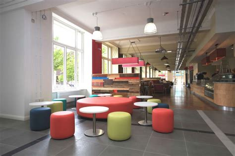 wdl interior architects manchester students union