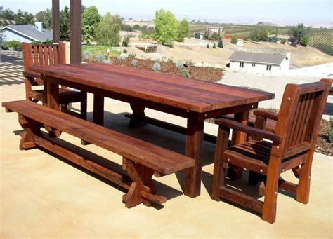 Redwood Dining Table Custom Redwood Dining Table Ltdonlinestores