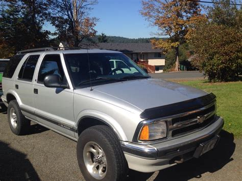 used 1997 chevrolet blazer photos 1997 chevy blazer great condition obo esquimalt view royal victoria mobile