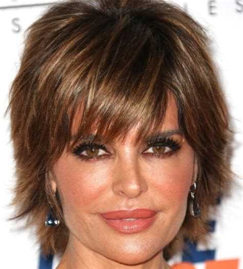 66 best images about lisa rinna hairstyle on pinterest rinna shag haircut short shag hairstyles 66 best lisa